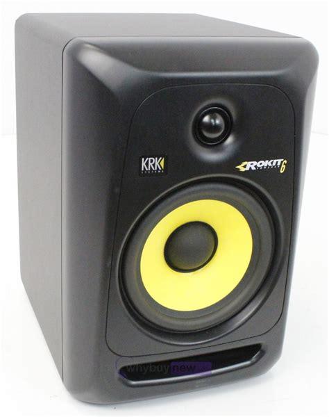Speaker Krk krk rokit rp6 g3 studio monitor speaker whybuynew