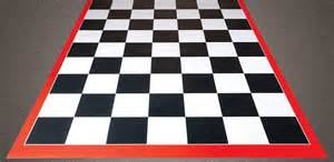 checkered flag flooring floor matttroy