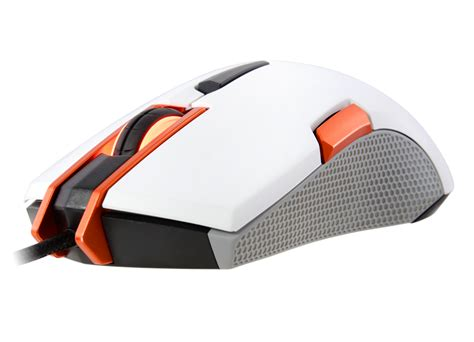 250m White Optical Gaming Mouse gaming mouse 250m