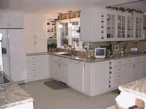 Bead Board Kitchen Cabinets | beadboard kitchen cabinets design 2011