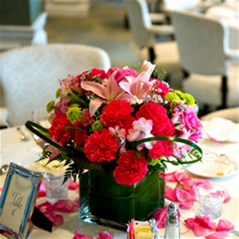 low floral centerpieces gerilyn event and floral design palm wedding