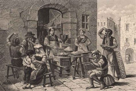 la storia della cucina cultura origini e storia della cucina napoletana napoli pi 249