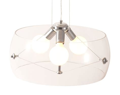 zuo modern asteroids ceiling l clear indoor semi
