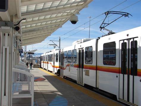denver colorado denver s rtd commuter light rail