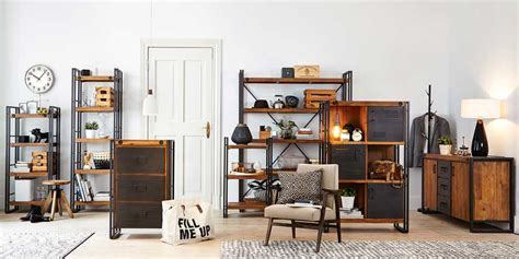 Wohnzimmer Manchester by Leben Im Loft Style