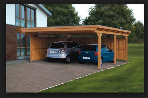 open carport dobbel carport garasje carport pinterest double