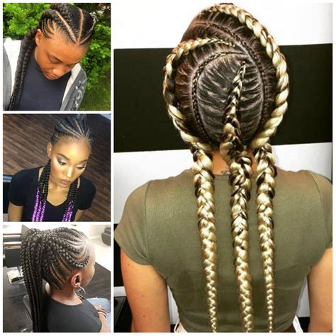 hairstyles 2017 plaits chic ghana braids for 2017 2017 haircuts hairstyles and