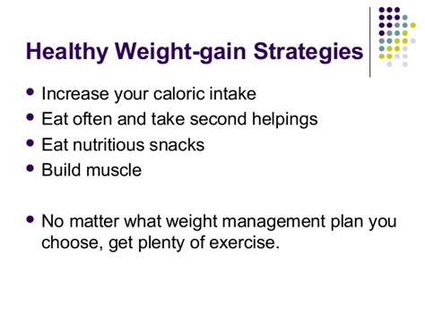 weight management strategies american family chapter 6 healthy weight management