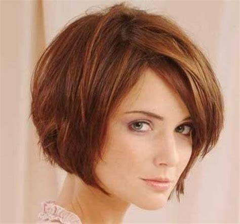 wedge cut for thick hair short layered bob hairstyles for thick hair awesome