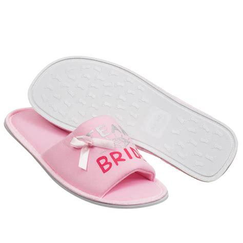 wedding slippers womens wedding slippers hen do gifts womens footwear
