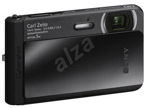 Kamera Sony Cyber Tx30 sony cybershot dsc tx30 schwarz digitale kamera alza de