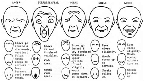 faces how to draw heads features expressions academy drawing expressions for my wall stuff for