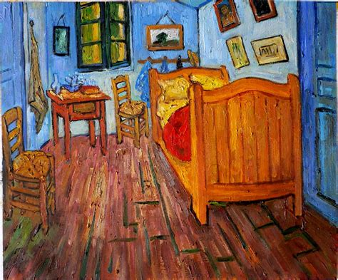 van gogh bedroom in arles 3d printable bedroom in arles printing industry photo