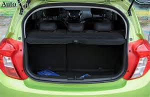 Interior Of Hyundai I10 Autozine Foto S Opel Karl 10 12