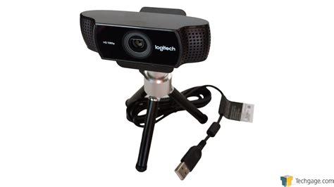 Logitech C922 Pro T0210 logitech c922 pro review techgage