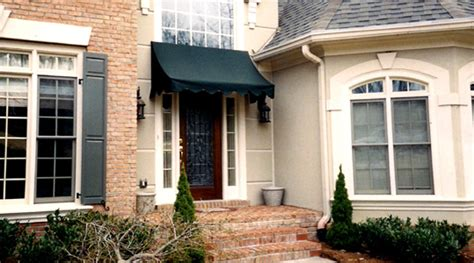 Residential Door Awnings Residential Front Door Awnings