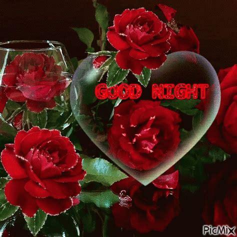 good night rose gifs tenor