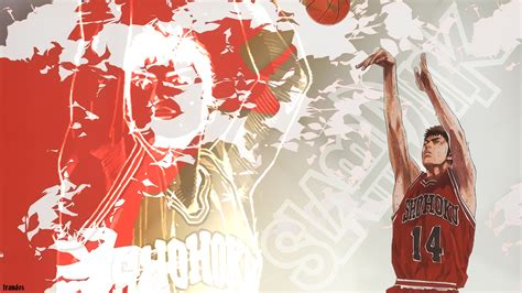 wallpaper hd anime slam dunk slam dunk series hisashi mitsui wallpaper 1920x1080