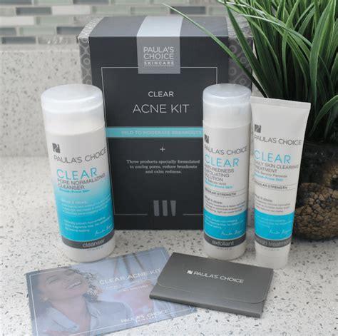 Paulas Choice Acne Clear Kit paula s choice customized skin care