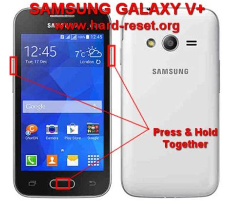 format factory samsung how to easily hard reset samsung galaxy v plus v sm