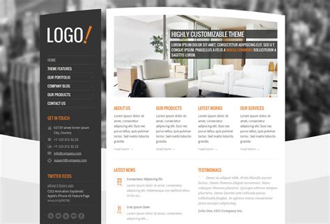 theme wordpress what 20 th 232 mes wordpress agences immobili 232 re