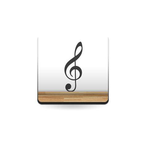 imagenes nota musical sol vinilo clave de sol notas musicales