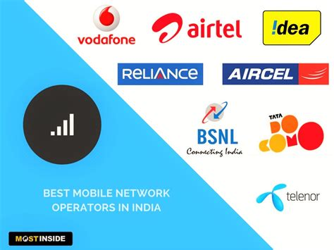 mobile network best mobile network operators in india