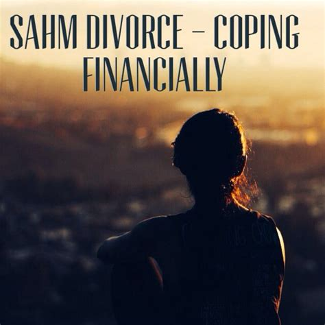 stay at home divorce coping financially finance