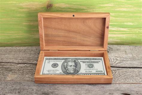 woodworking for money wedding money card box money box wooden storage box