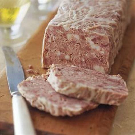 pork pat 233 curing salt recipe with pork liver milk pork