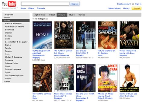 yahoo free movies on youtube yahoo free movies on youtube youtube movies full movies