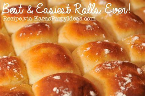 best dinner party menu ever kara s party ideas best easiest dinner rolls ever