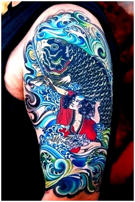 japanese water tattoo 25 japanese water designs