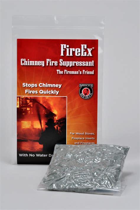 Chimney Suppressant - fireex chimney suppressant