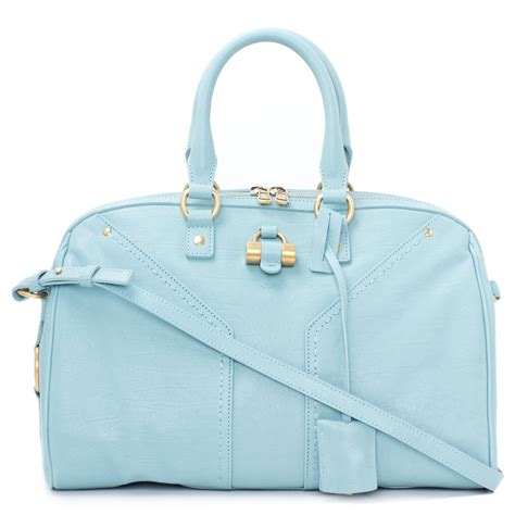 Ysl Muse Gray Blue by Ysl Muse Bowler Bag Reference Guide Spotted Fashion