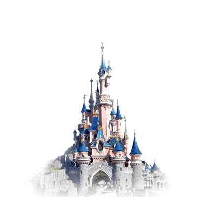 disneyland castle transparent png stickpng