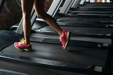 how to your to run on a treadmill aniston s morning routine well