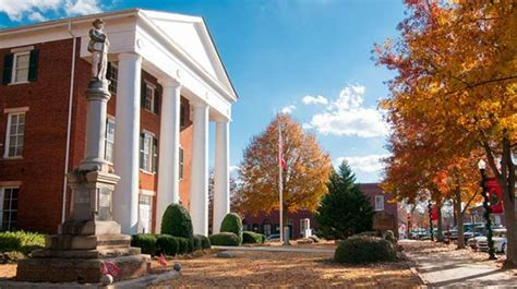 Oconee County Court Records Historic Greene County Courthouse Lake Oconee
