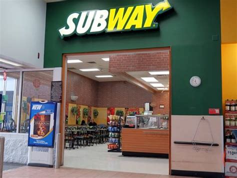 subway inside the walmart mountain home idaho picture