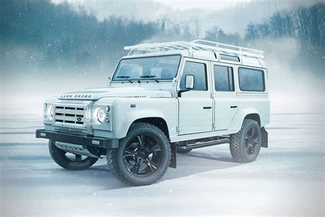 land rover defender white twisted alpine edition land rover defender hiconsumption