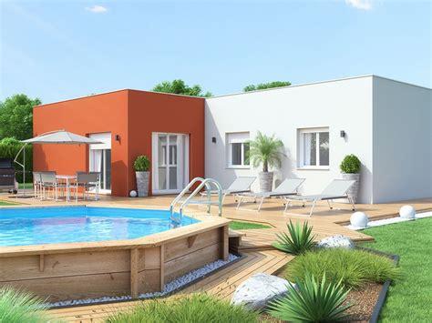 constructeur toit plat is 232 re maisons id 233 ales