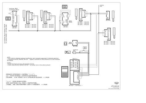 golmar intercom wiring diagram 2wire intercom schematic