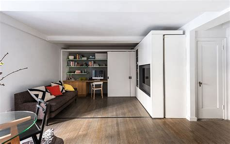 micro apartment apartments with movable walls inspire through flexibility