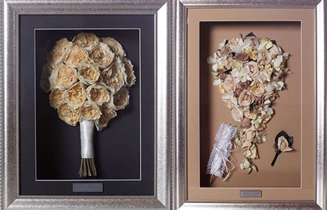 Wedding Bouquet Preservation Melbourne by Treasured Flowers Preserved Wedding Flowers Sydney