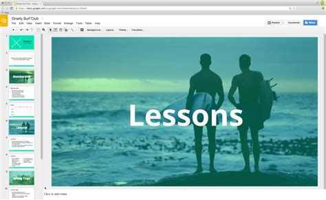 get themes for google slides google slides updated w widescreen presentations