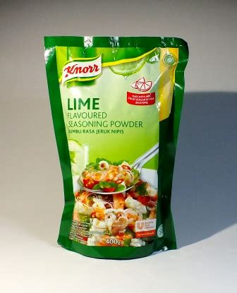 Knorr Lime Powder 400g serbuk sari jeruk nipis knorr lime powder 400g harga