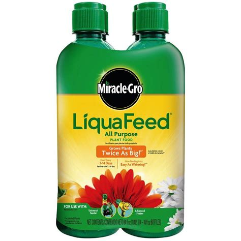 miracle gro fertilizers liquafeed 16 oz all purpose plant