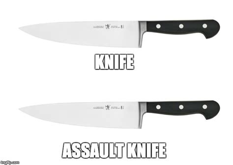 kitchen knife assault meme new american threat