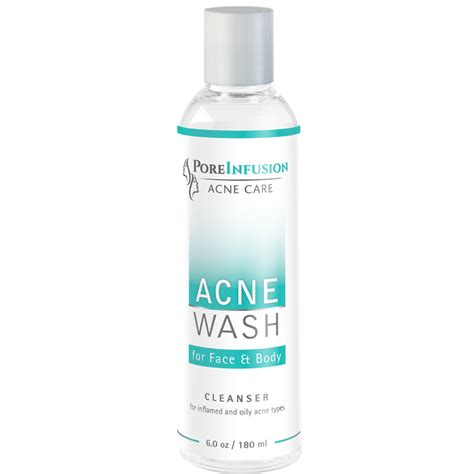 Acnes Wash Acne Wash 100gr acne wash envision skin care center poreinfusion acne care products