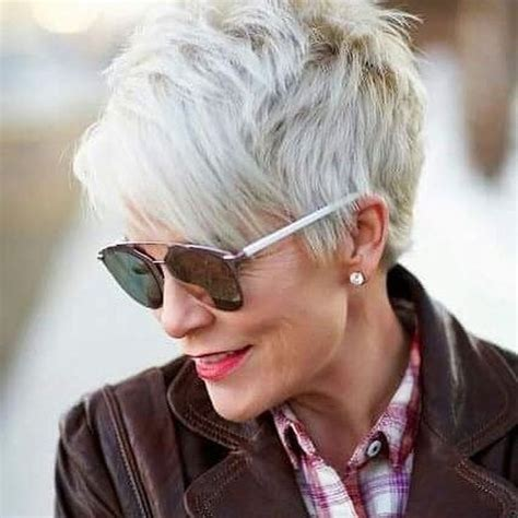 2015 pixie cuts short with glasses 8585 best haircuts style and color images on pinterest